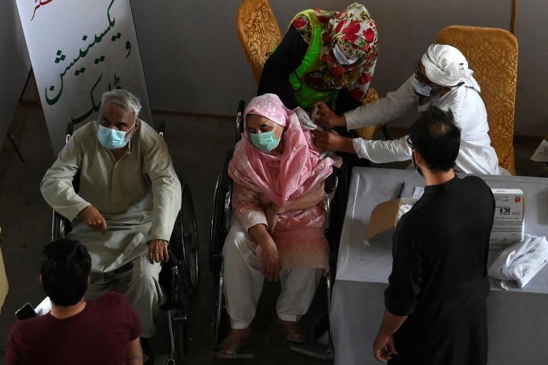 Pakistan receives another large COVID vaccine shipment from China    Coronavirus pandemic News   Al Jazeera