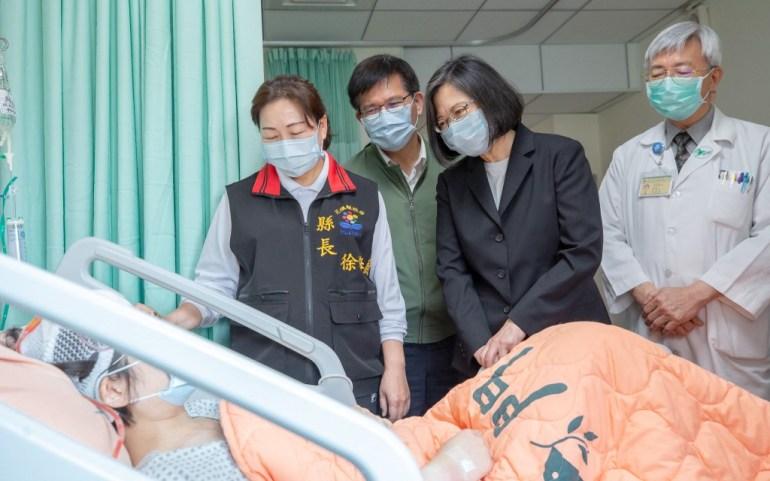 Taiwan train crash truck slid to tracks a minute before crash | Taiwan News