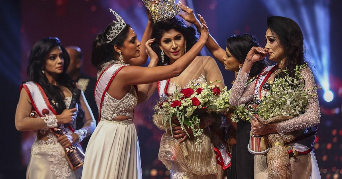'Mrs World' returns her crown after Sri Lanka pageant debate    Women's News