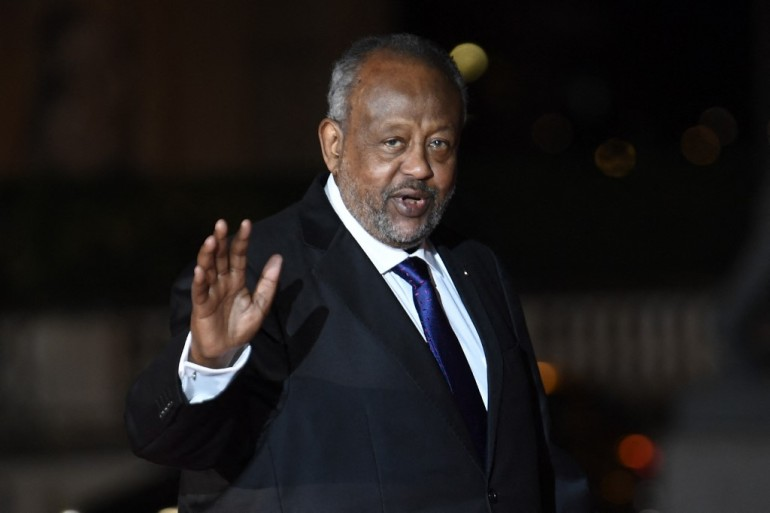 Ismail Omar Guelleh has held power in the Horn of Africa nation for 22 years [File: Eric Feferberg/AFP]