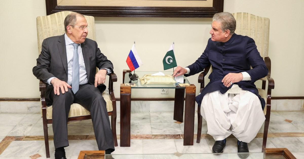 Afghanistan tops agenda of Russia-Pakistan talks in Islamabad
