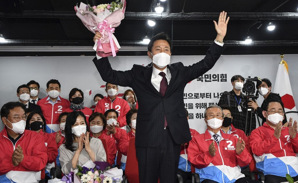 South Korea: Moon's party dealt crushing defeats in mayoral polls