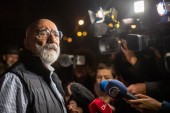 Altan was jailed for his alleged involvement in a failed 2016 coup attempt [File: Bulent Kilic/AFP]