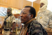 Idriss Deby came to power in a 1990 coup [File: Pascal Guyot/AFP]