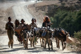 Dozens of herders were reportedly gunned down during the clashes over land dispute along the border of the two regions of Afar and Somali in northeast Ethiopia [File: Radu Sigheti/Reuters]