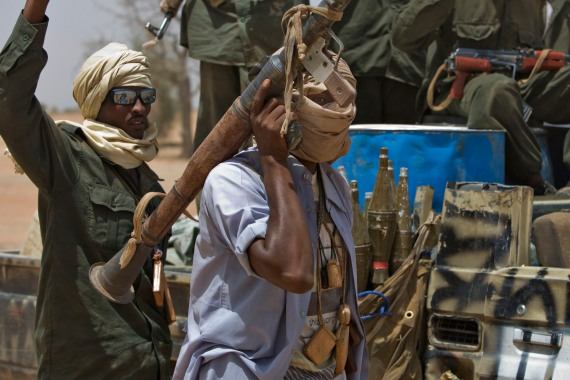 In 2008, rebels reached Ndjamena before being pushed back [File: Finbarr O'Reilly/Reuters]
