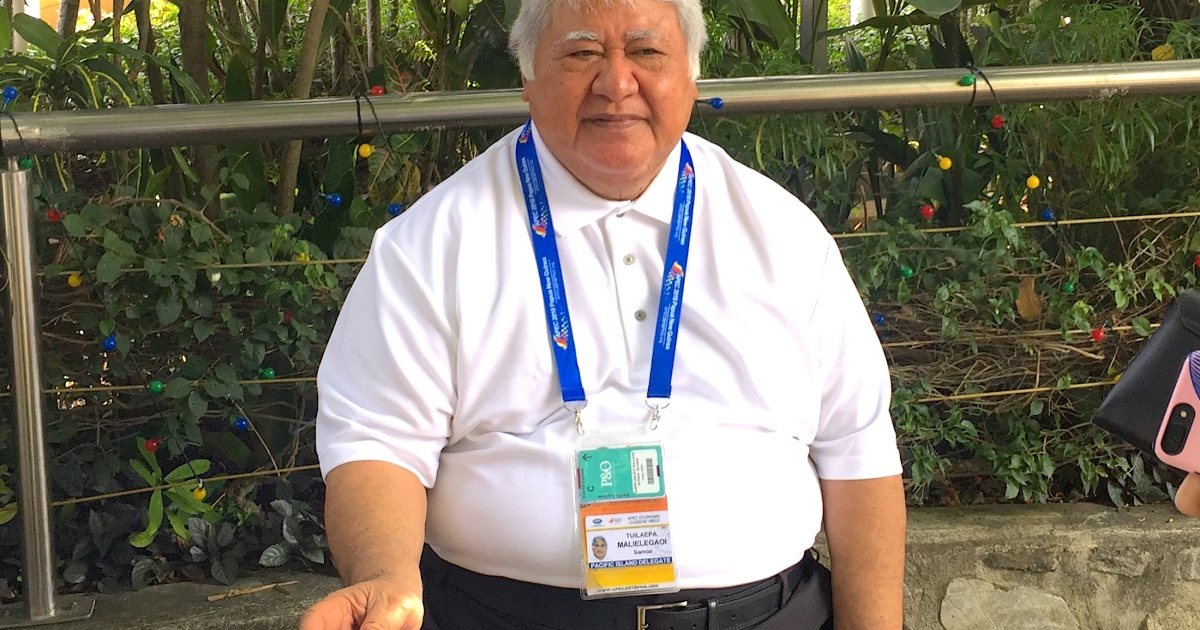 Fierce contest for power as Samoa prepares for general election