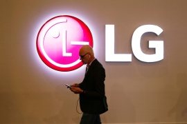 LG's smartphone division has logged nearly six years of losses [File: Rafael Marchante/Reuters]