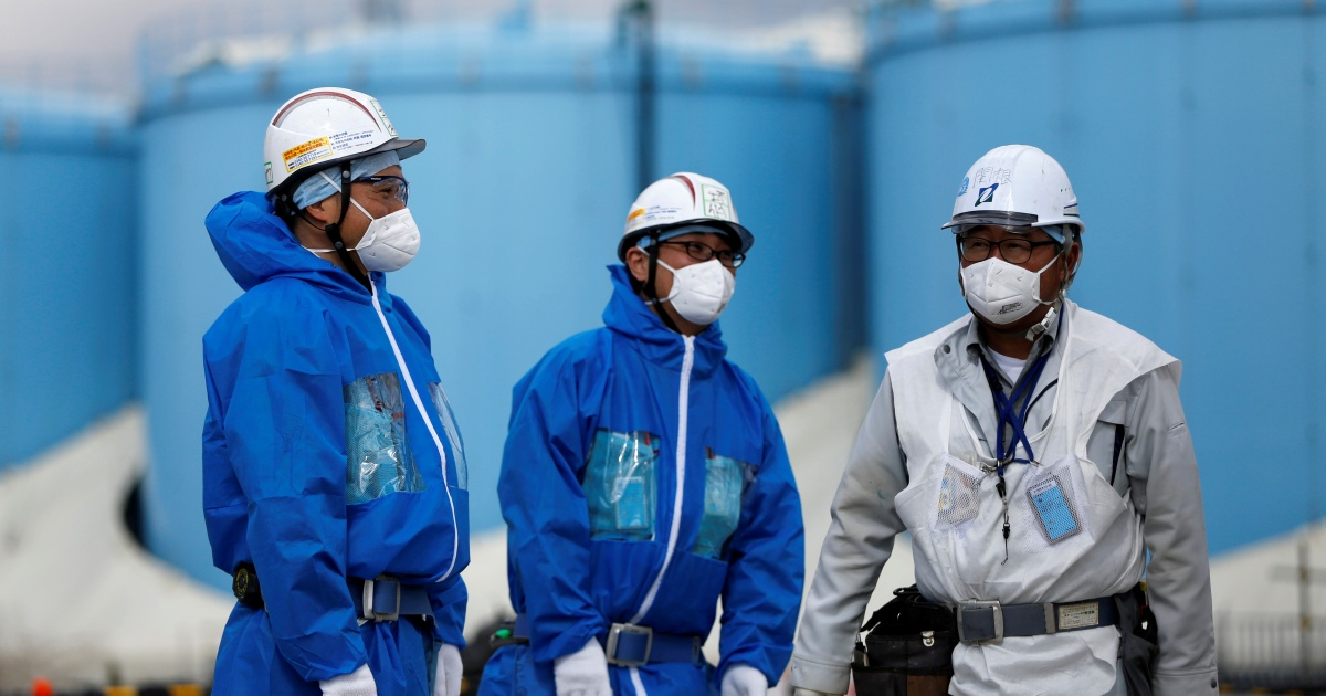 Japan to release contaminated Fukushima water into sea