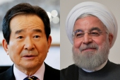South Korean Prime Minister Chung Sye-kyun heads to Iran for a three-day visit in an effort to boost diplomatic and financial relations between the two countries [File: Reuters]