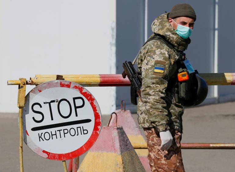 2020 03 17T172153Z 1735282055 RC2TLF9GNTGK RTRMADP 3 HEALTH CORONAVIRUS UKRAINE EAST