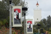 San Diego State University is one of the 23 campuses of California State University system [File: Mike Blake/Reuters]