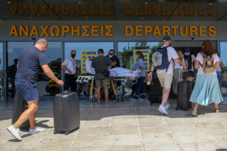 Sunburned tourists and fighter jets: The Israel-Greece alliance (Sean Mathews, Al-jazeera)