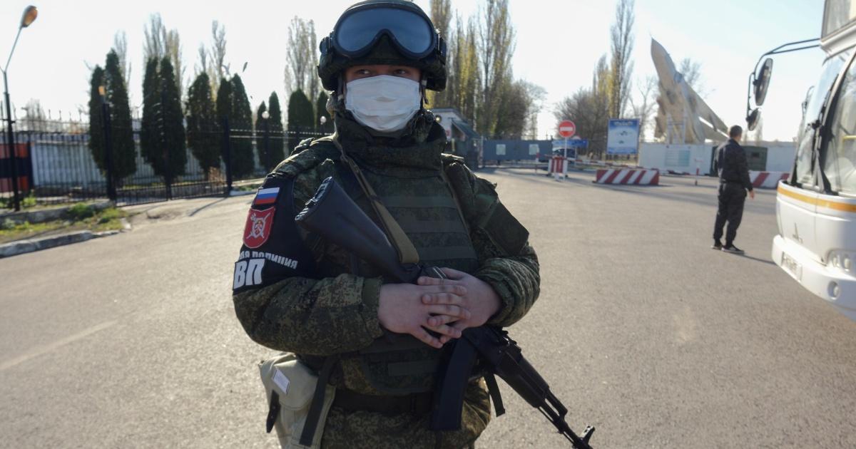 Ukraine says Russia still has 100,000 troops near its borders - aljazeera