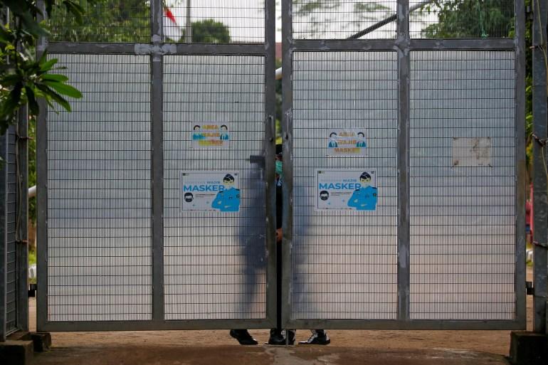 Indonesia terus melanjutkan audiensi virtual bahkan ketika jumlah eksekusi dan hukuman mati menurun secara global tahun lalu [File: Reuters]