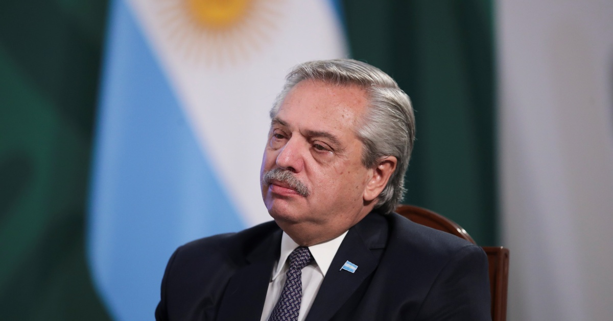 Presiden Argentina memastikan adanya COVID-19 thumbnail
