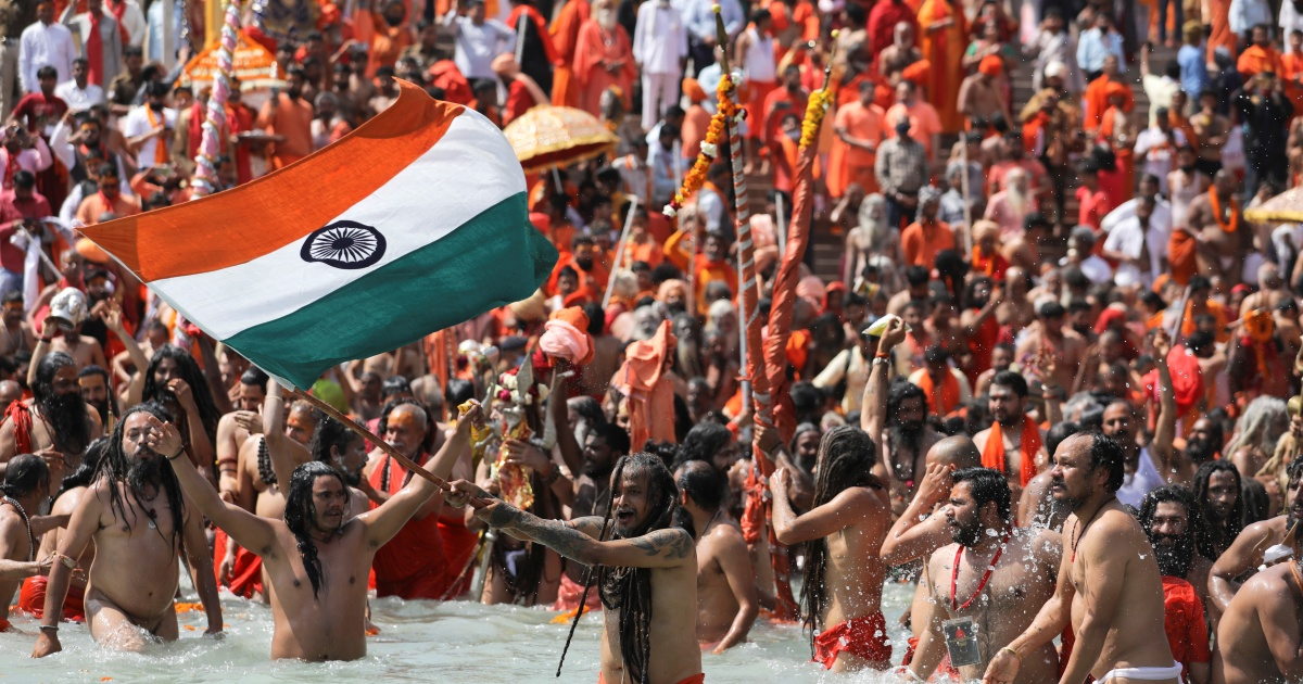 Rallies, spiritual gatherings aggravate India's worst COVID surge thumbnail