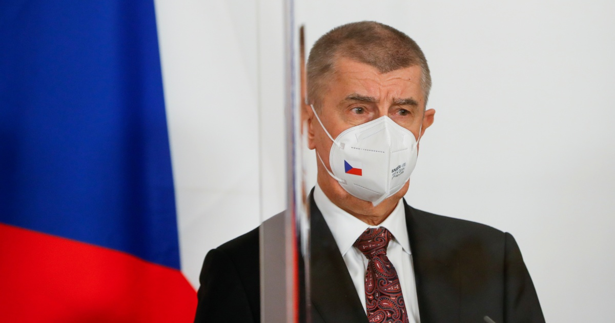 Czech PM appoints fourth health minister since start of pandemic