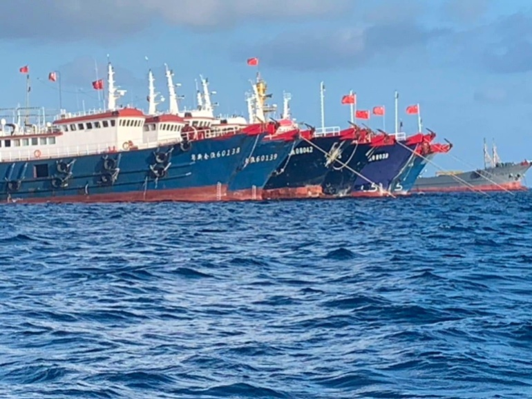 2021 03 31T093356Z 145415782 RC29MM9Y1AAF RTRMADP 3 PHILIPPINES CHINA SOUTHCHINASEA Is Duterte squandering The Hague victory to appease Beijing?   South China Sea News