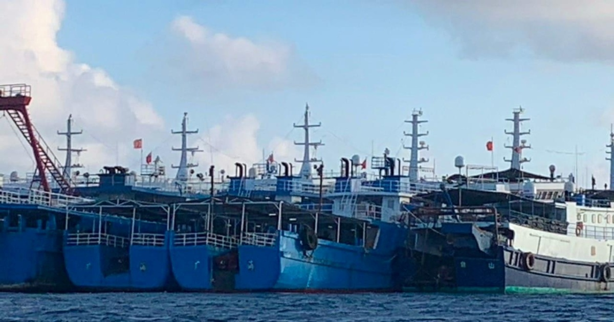 Philippines warns China of 'unwanted hostilities' in sea dispute   Border  Disputes News   Al Jazeera