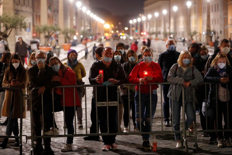 France, Italy impose Easter lockdowns as COVID cases surge   Coronavirus pandemic News