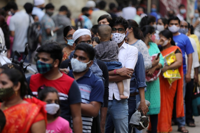 Covid situation in India: Amid second wave of coronavirus in India, AIIMS Director Randeep Guleria said people not adhering to COVID norms.