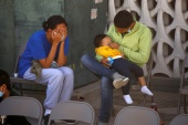 The US in March witnessed the most unaccompanied children attempting to cross the border since records began to be collated in 2010 [File: Jose Luis Gonzalez/Reuters]