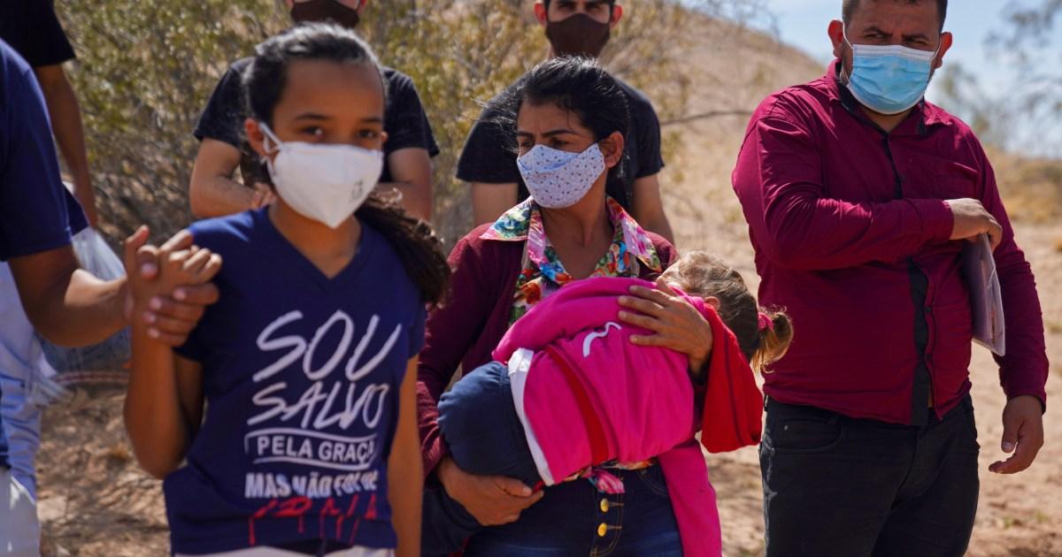 Meksiko, Honduras, Guatemala akan mengerahkan pasukan untuk migrasi kalem thumbnail