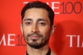 Many TV and film portrayals of Muslims often fail the 'Riz Test', named after the British star Riz Ahmed (pictured), and perpetrate typical Islamophobic tropes [File: Carlo Allegri/Reuters]