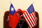 The US has been deepening its support for the democratic island of Taiwan, which China claims as its own [File: Tyrone Siu/Reuters]