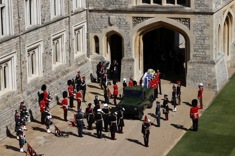 Prince Philip: Small funeral to bid farewell to Duke of Edinburgh | United  Kingdom News | පිලිප් කුමරු