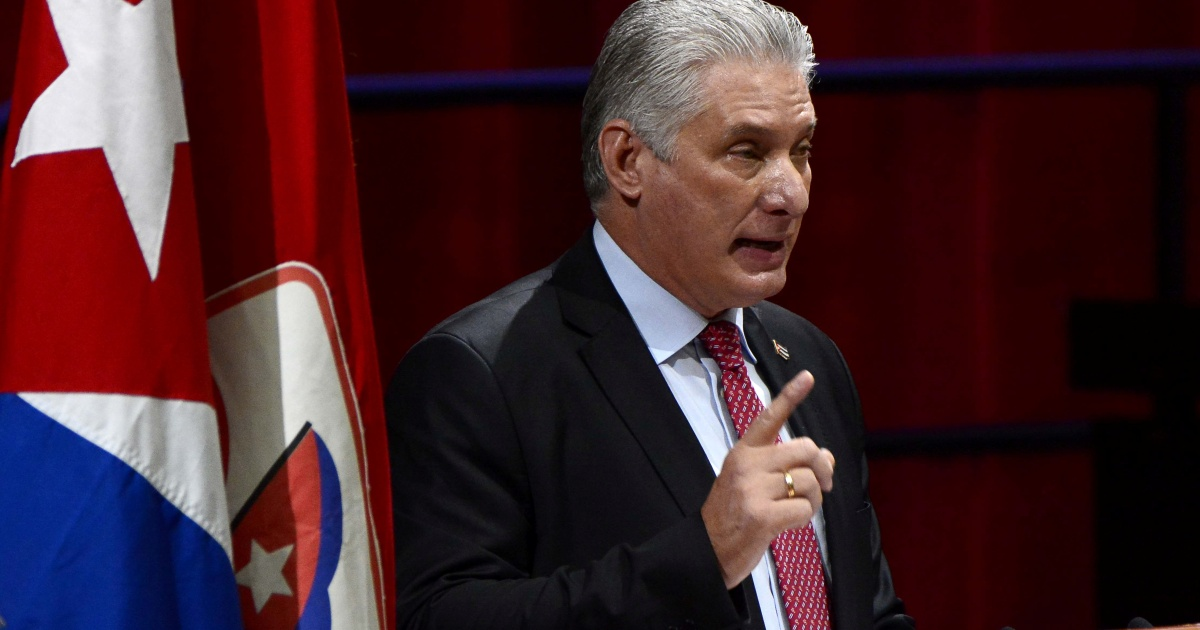Cuba has a new leader and it's not a Castro