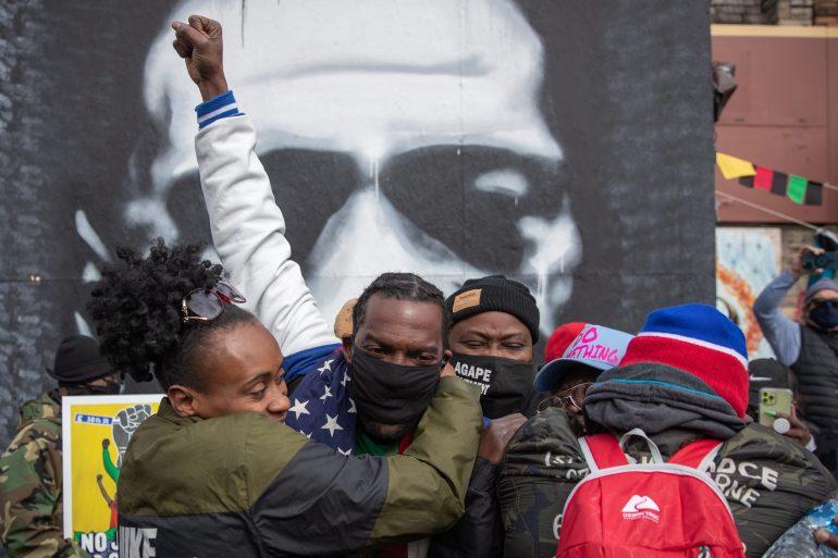 Derek Chauvin found guilty of murdering George Floyd | Black Lives Matter  News | Al Jazeera