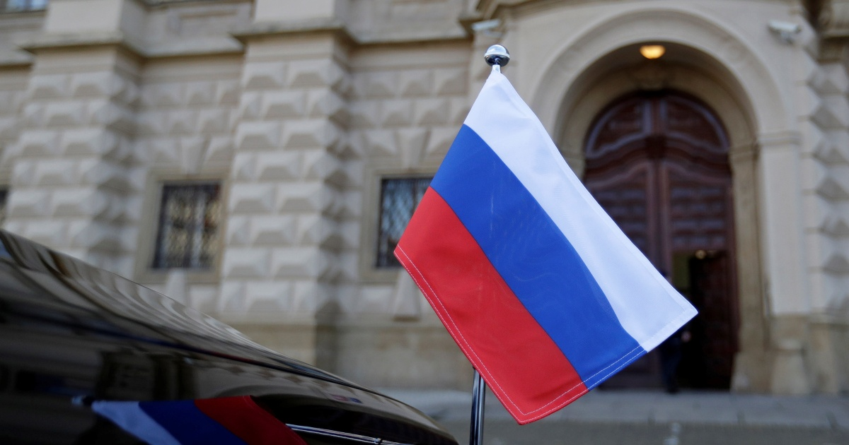 Russia expels diplomats from Baltic nations, Slovakia