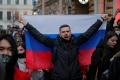 Navalny's supporters fear he could die soon and are demanding he be given proper medical care [Anton Vaganov/Reuters]