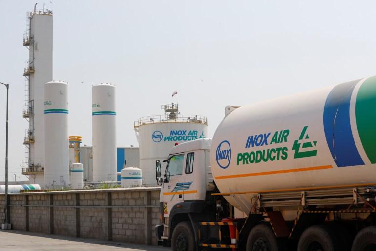India COVID crisis: Oxygen gets armed escort as supplies run low |  Coronavirus pandemic News | Al Jazeera