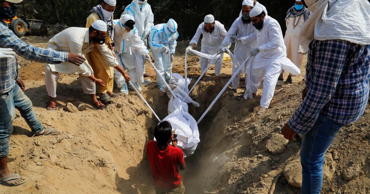 India's coronavirus cases top global record for two days | Coronavirus  pandemic News | Al Jazeera