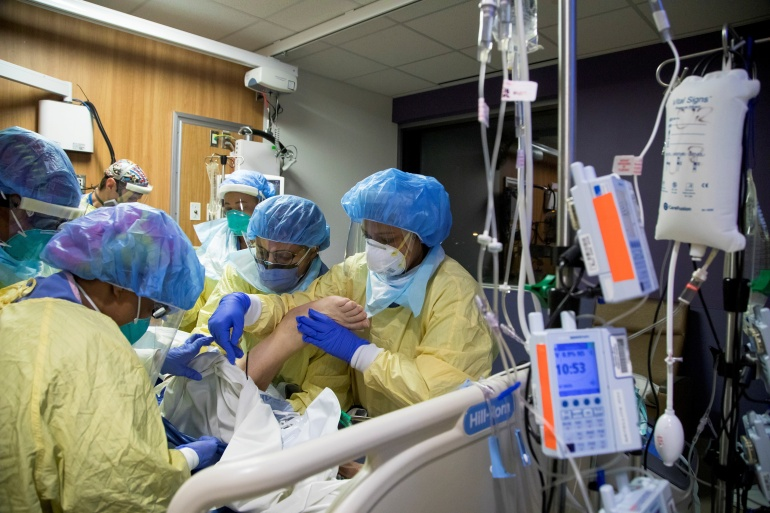 Canada: COVID at 'critical' levels, personal contact discouraged |  Coronavirus pandemic News | Al Jazeera