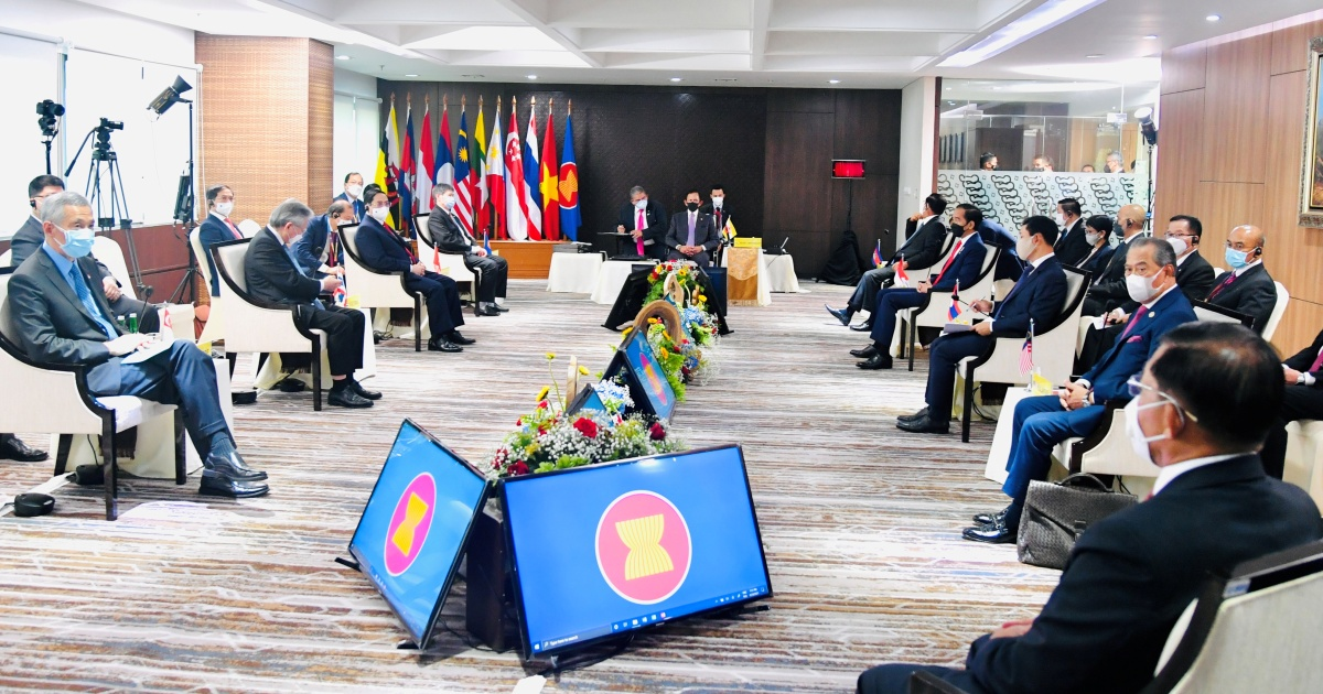 ASEAN demands 'immediate cessation of violence' in Myanmar | Myanmar News |  Al Jazeera