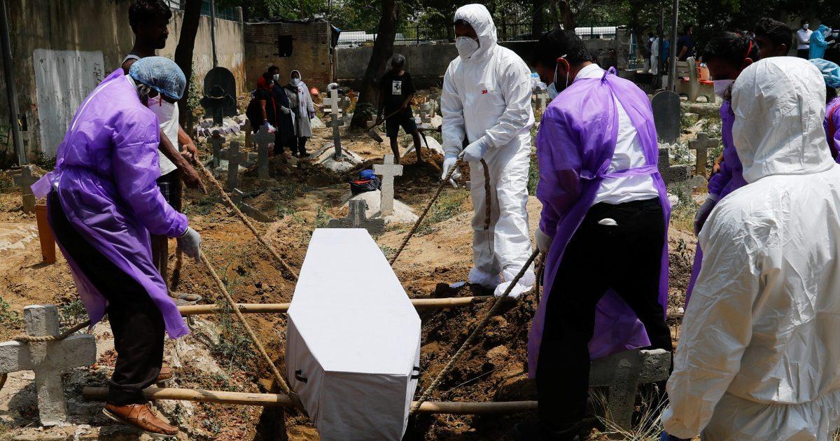 Hospital fire kills 18 in India as 402,000 COVID cases announced |  Coronavirus pandemic News | Al Jazeera