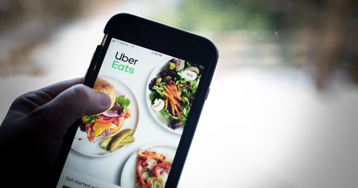 Uber bookings surge 24% in first quarter, driven by deliveries