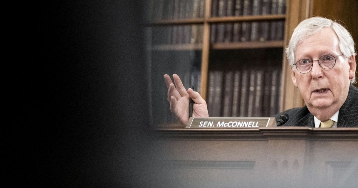 Leading Senate Republican slams corporate activism over Georgia legislation thumbnail