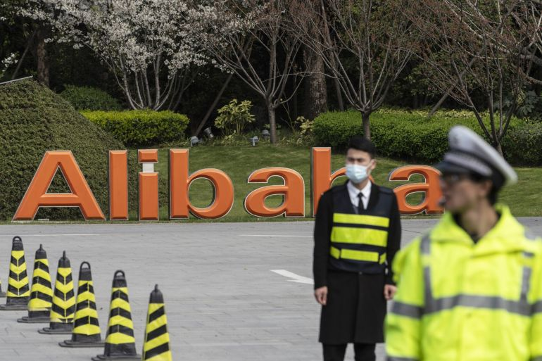 Chinese regulators said Alibaba prevented its merchants from using other online e-commerce platforms [File: Qilai Shen/Bloomberg]