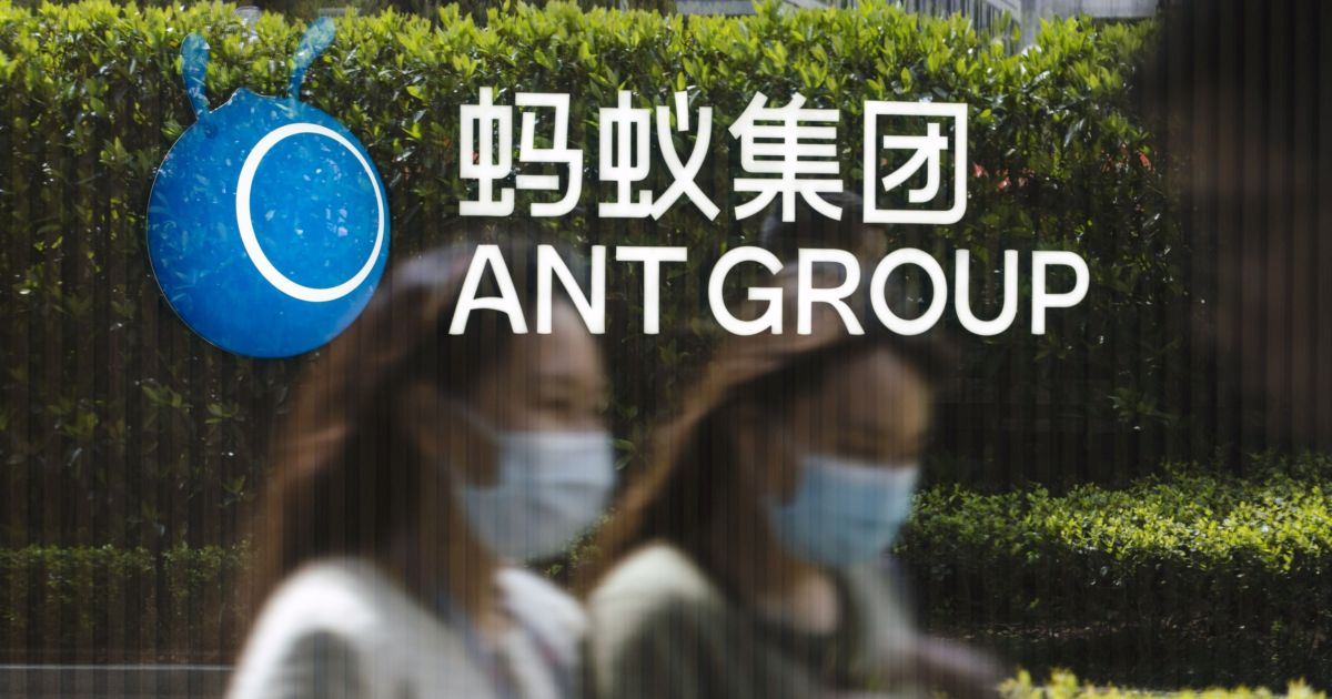 Jack Ma's Ant Group to be revamped amid China regulatory push