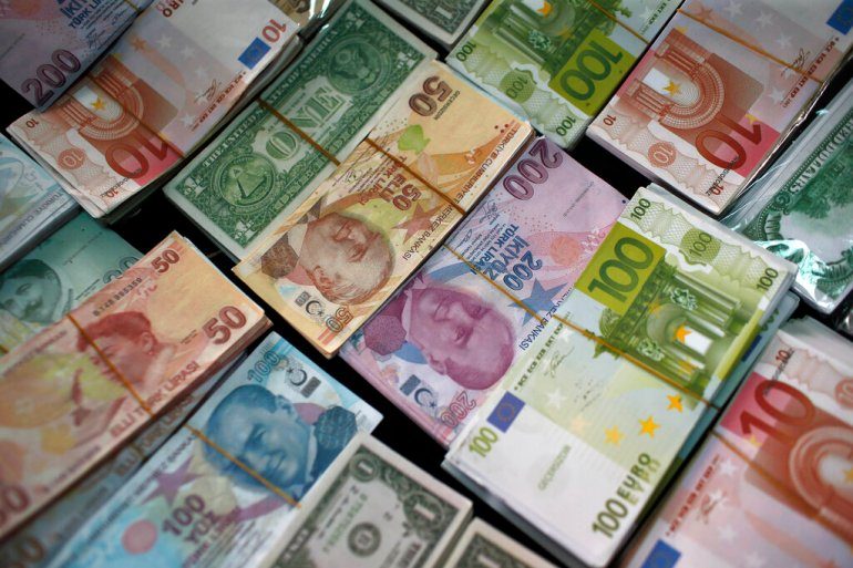 Governments around the world are weighing how to infuse cash into their economies to help them recover while avoiding high rates of inflation from all that extra cash [File: Emrah Gurel/AP Photo]