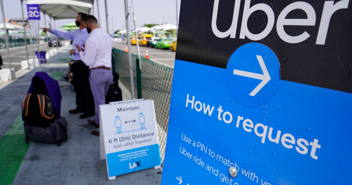 Uber losses widen as incentives to lure drivers hit revenues