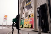 Nearly half of the rise in United States consumer prices in March was due to climbing petrol prices, which rose 9.1 percent from the month before [File: Steven Senne/AP]
