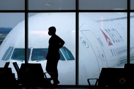 The US has not had a global advisory warning against international travel since August [File: Charlie Riedel/The Associated Press]