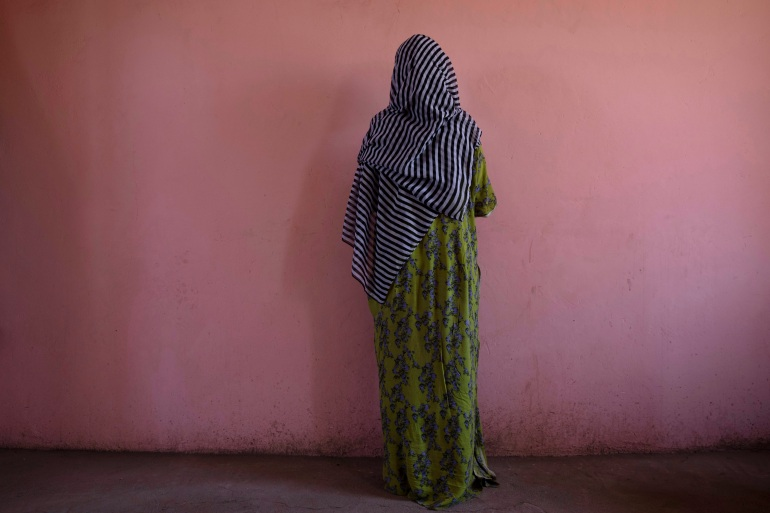 Hundreds of women have reported horrific accounts of rape and gang rape since the start of the conflict [File: Nariman El-Mofty/AP Photo]