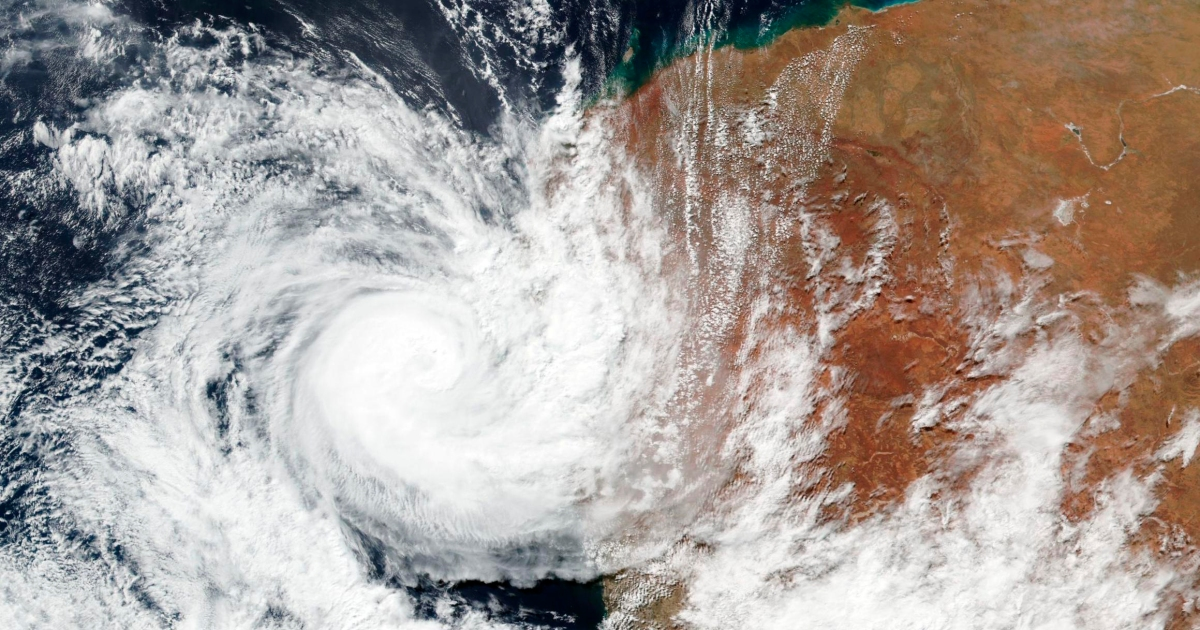 Cyclone Seroja cuts power to thousands in Western Australia